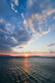 Sunrise in Croatia — Stock Photo