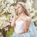 Beautiful bride portrait — Stock Photo #45964679