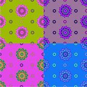 カラフルなパターン — ストックベクタ