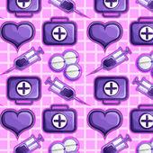 Medicinsk smidig konsistens — Stockvektor