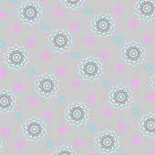 Grey pattern — Stock Vector