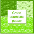 Green seamless pattern — Stock Vector #12817146