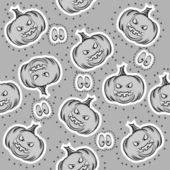 Seamless texture for Halloween — Stock Vector