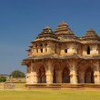 Lotus Mahal in Hampi, India — Stock Photo