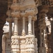 "Famous ""singing"" column in Vittal Temple, Hampi — Stock Photo"