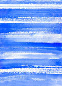 Abstract winter watercolor background — Stock Photo