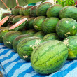 Royalty-Free Stock Photo: Watermelon  fruits on the local thai market