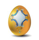Easter eggs. — Stok Vektör