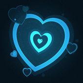 Serce — Wektor stockowy