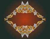 Decorative element — Stock Vector