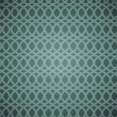 Letterpress transparent seamless pattern, style. — Stock Photo