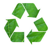 Recycle Symbol — Stockfoto