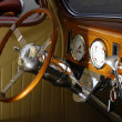 37 Ford interior — Stockfoto