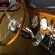37 ford interieur — Stockfoto