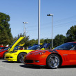 Corvettes - Stockfoto