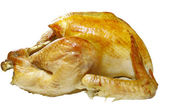 Golden Brown Turkey — Stock Photo