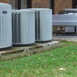 Industrial air conditioners — Stock Photo #17446299