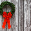 Christmas Wreath — Stock Photo #17448917