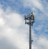 Wireless tower — Stock Photo