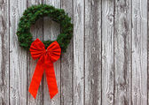 Christmas Wreath — Foto Stock