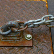 Royalty-Free Stock Photo: Old chain