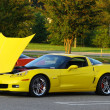 Corvette Z06 — Stock Photo