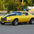 1973 split bumper Chevey Camaro - Stockfoto
