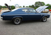 1969 Chevrolet Chevelle SS 396 — Foto de Stock