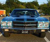 Vintage 1970 chevrolet chevelle ss 454 — Photo
