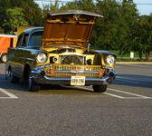 1957 Chevrolet — Foto de Stock