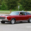 1971 Chevrolet Monte Carlo — Stock Photo #22323607
