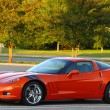 Corvette Grand Sport Z06 - Stock Photo