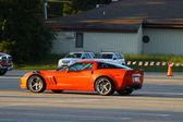 Corvette grand sport z06 — Stockfoto