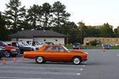 1969 Plymouth Valiant — Stockfoto
