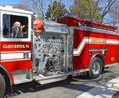 Gloucester Vol fire & Rescue — Stock Photo