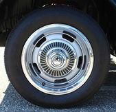 Rally wheel — Stock Photo