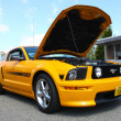 Ford Mustang — Stock Photo