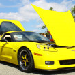 Corvette Z01 — Stock Photo #34168849