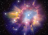 Supernova Explosion — Stock Photo