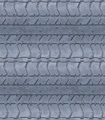 Tileable Old Tire Texture — Photo