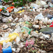 Trash or garbage environment industrial ecology issue — Stock Photo #13726825