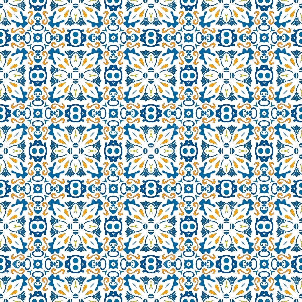 Azulejos portugueses vetor de stock nahhan 28722927 - Azulejos portugueses comprar ...