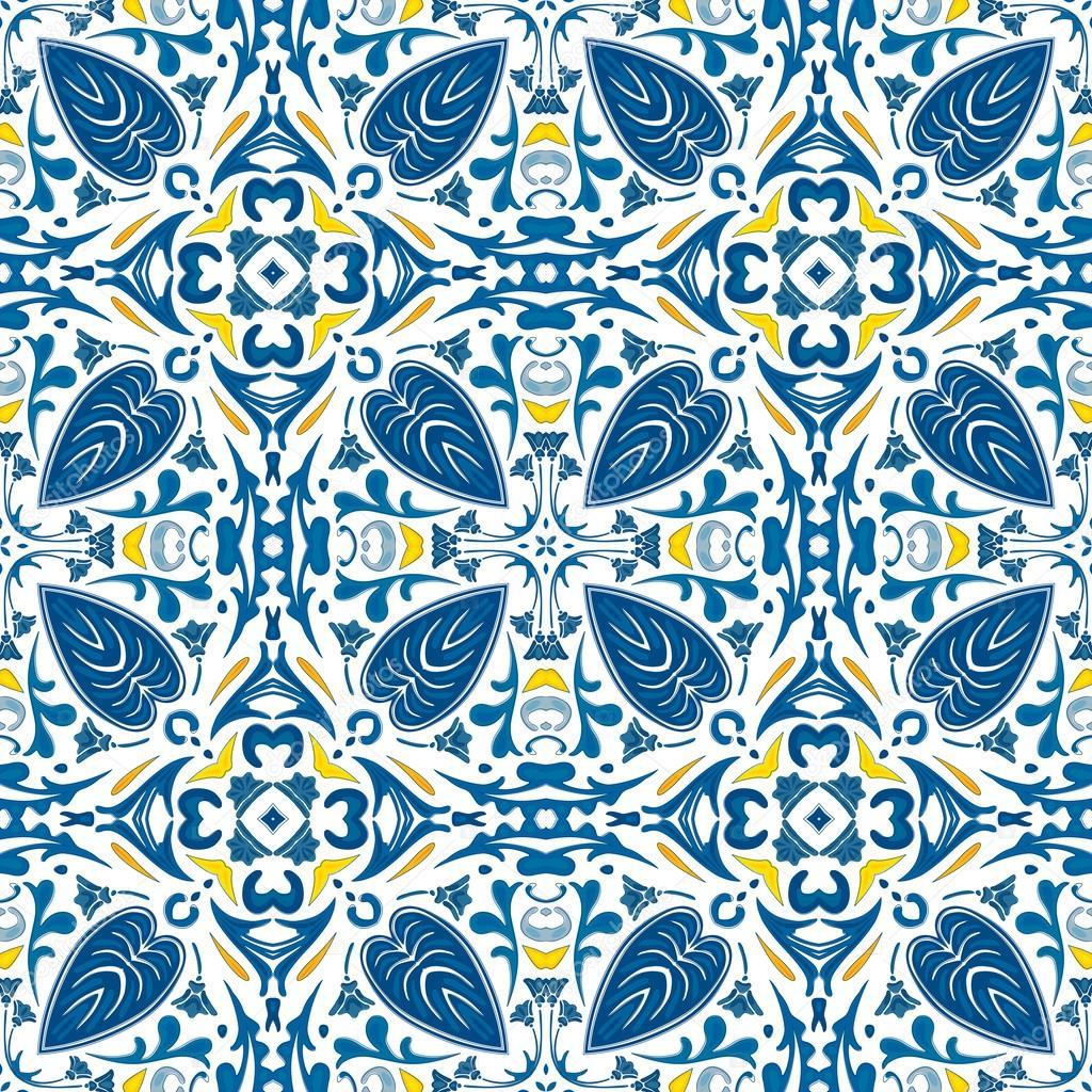 Azulejos portugueses vetor de stock nahhan 30037035 - Azulejos portugueses comprar ...