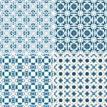 Portuguese tiles — Stock Vector #30784515