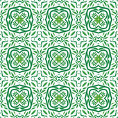 Green leaves — Vettoriale Stock