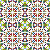шаблон игрушки — Cтоковый вектор