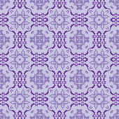 Purple pattern — Stock Vector