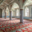 Inside Manavgat mosque — Stock Photo #13129284