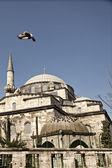 Mesquita yeni de eminonu — Foto Stock
