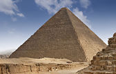 Pyramids od Egypt — Stock Photo